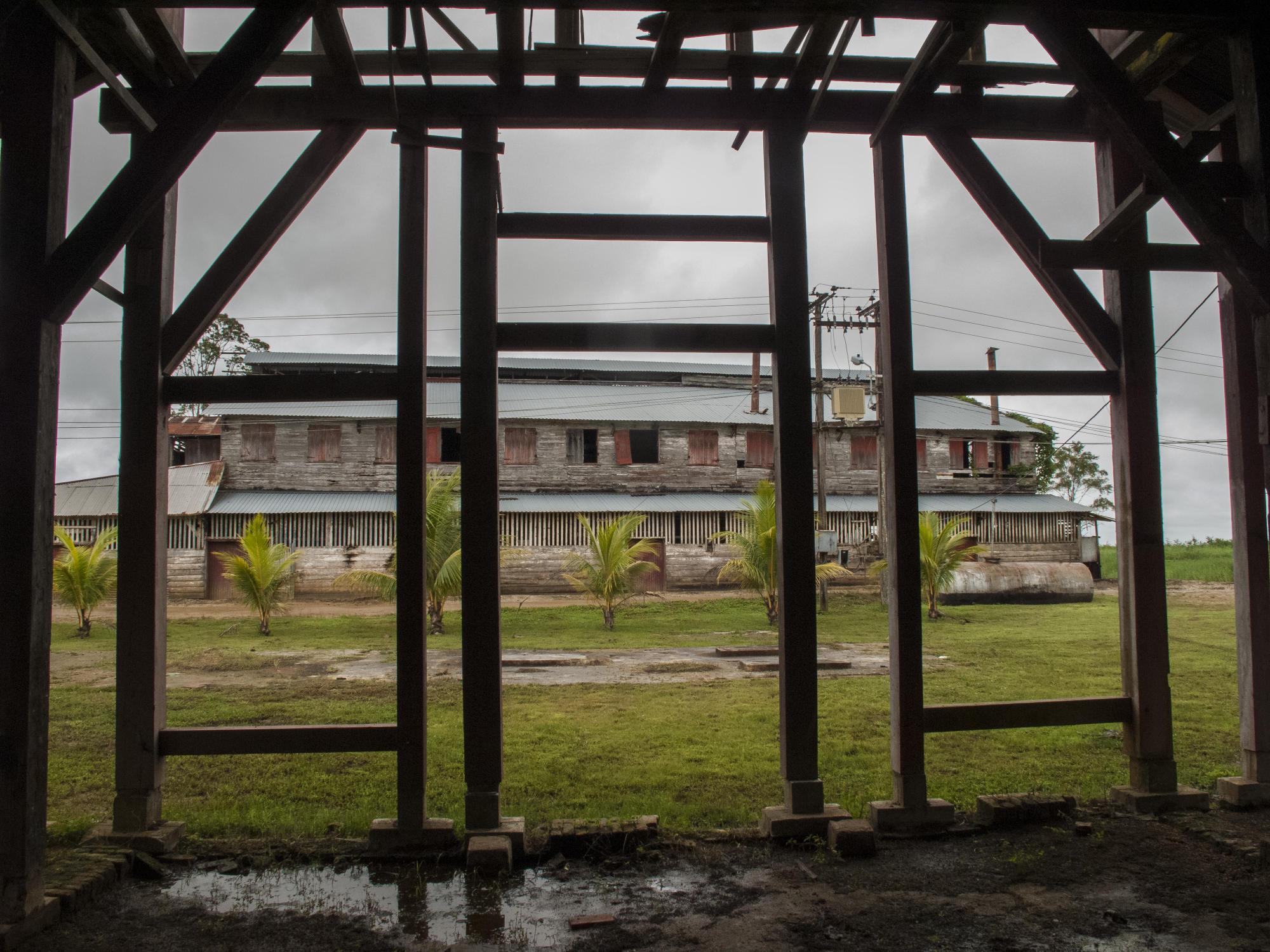 Plantation Peperpot, Suriname